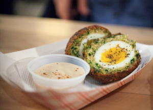 eastwood scotch egg